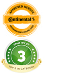 Continental Approved Website - Recommended Online Shop